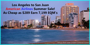 A LAX-SJU Summer Sale