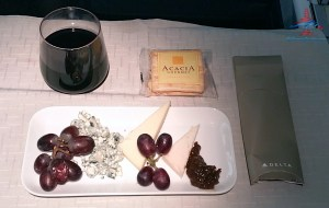 Delta 777 jfk to nrt renespoints blog review cheese plate
