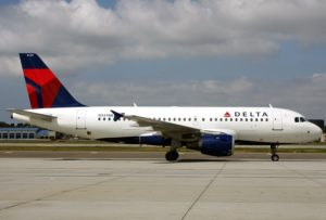 Delta A319 Jet from ThePointsGuy-com blog