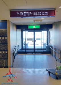 Narita NRT outside observation deck review RenesPoints blog (5)