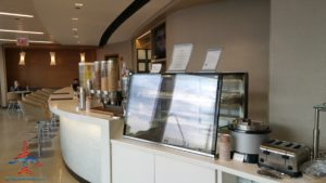 Review American Airlines Admirals Club ORD T3 near G gates RenesPoints blog review (3)
