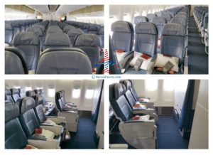 a look into delta comfort plus 777 jet jfk to nrt renespoints blog seat review
