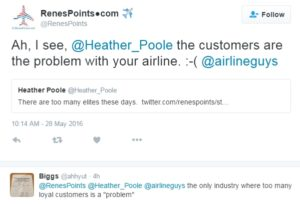 heather poole says customers are the problem