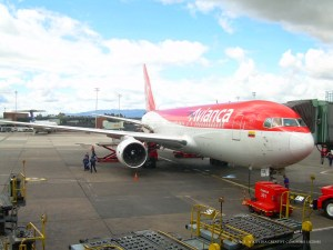 Avianca Airlines 001