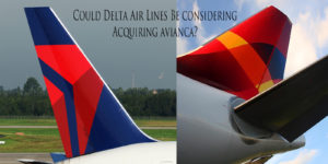 Delta Acquire Avianca