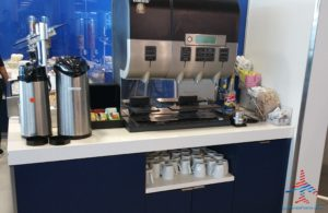Delta Minneapolis MSP Central concourse Sky Club Review RenesPoints travel blog (12)