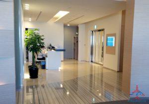 Korean Air Lounge Review NRT Narita Airport RenePoints travel blog (3)