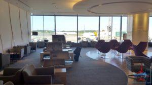 Korean Air Lounge Review NRT Narita Airport RenePoints travel blog (4)