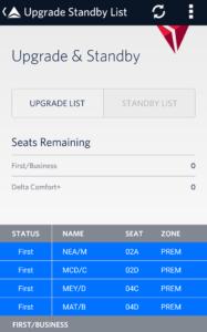 new delta upgrade cleared list inside fly delta app renespoints blog