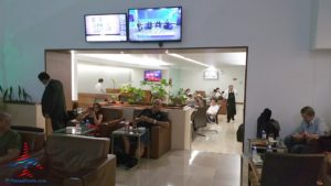 AeroMexico Skyteam Lounge MEX Mexico City Airport RenesPoints Blog Review (7)