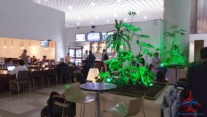 AeroMexico Skyteam Lounge MEX Mexico City Airport RenesPoints Blog Review (9)