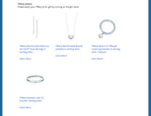 Delta million miler gift choices from Delta - com RenesPoints blog choice (4)