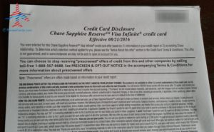 They are also one of the best ways of spending when you j. Approved Chase Sapphire Reserve Card W Known 5 24 Workaround 100 000 Points Renes Points