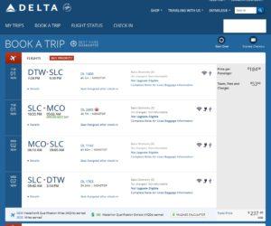 delta-com dtw-slc-mco basic e