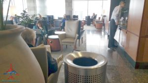 Minneapolis MSP Delta Sky Club C gates RenesPoints Blog Review (7)