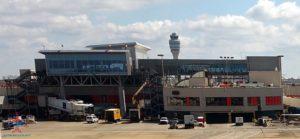 New Delta Sky Club ATL Atlanta Airport B concorse RenesPoints blog reveiw (2)