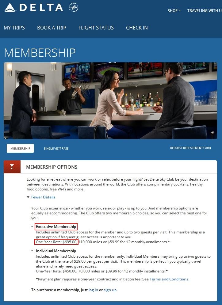 Travel Partners Club Membership Card