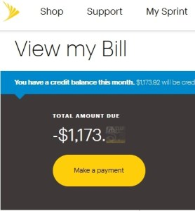 my-sprint-bill-credit-for-overpay