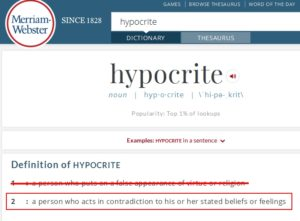what-merriam-webster-says-a-hypocrite-is