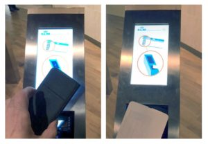 KLM AMS self check-in stand how to renespoints blog