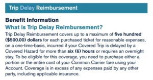 CSR trip delay protection