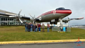 Museum of Flight Seattle RenesPoints blog group