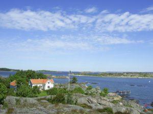 summer home sweden