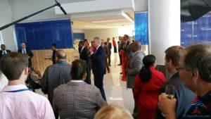 delta ceo at atlanta b sky club grand opening renespoints blog
