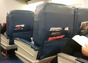 old delta seats