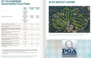 pga 2017 quail hollow hospitality suite locations