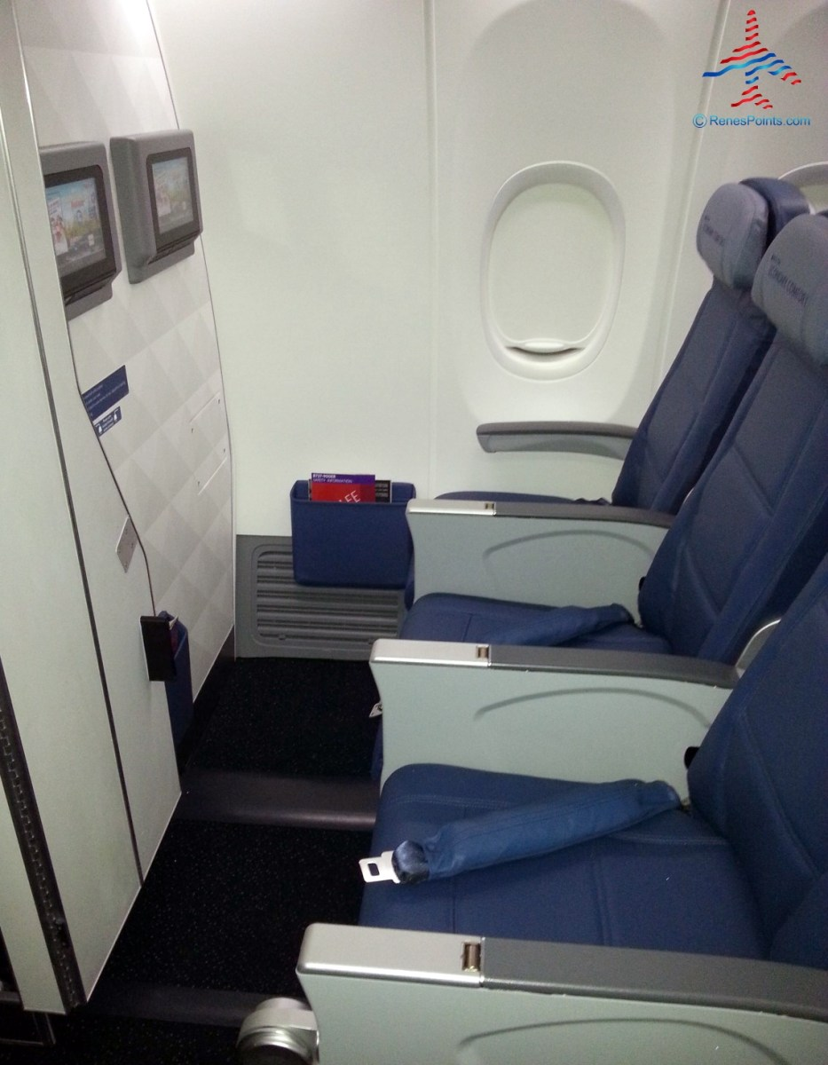 Delta 737-900ER will soon have 130 in the fleet - do you avoid them for PaxEx (3)