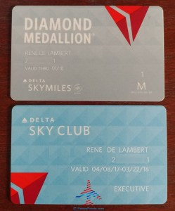 rene RenesPoints blog SkyMiles and Sky Club cards