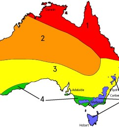 indicative climate zones for the testing and certification of solar thermal and heat pump hot water systems note that zone 5 only applies to heat pump  [ 1224 x 786 Pixel ]