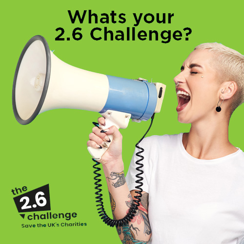 what's your 2.6 challenge?