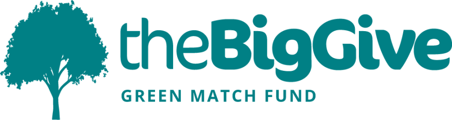 The Big Give Green Match Fund logo