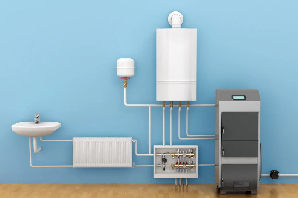correctly installing an air source heat pump