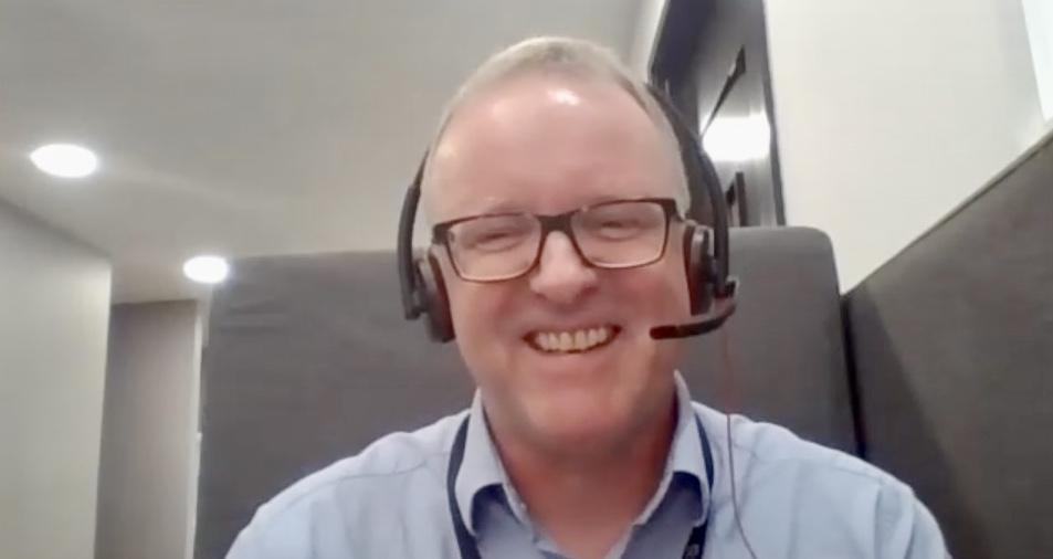 Ian Rippin - MCS CEO