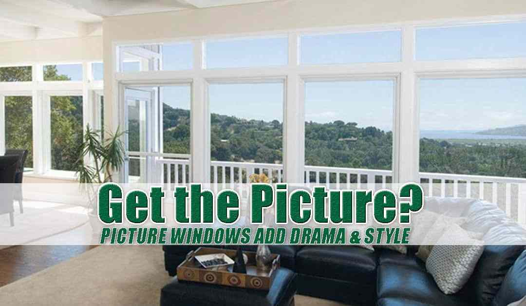 Long Island Replacement Windows Picture Windows