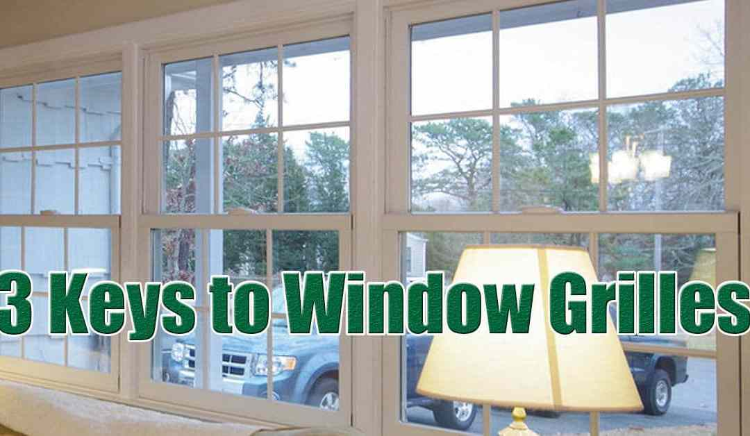 replacement window grilles long island