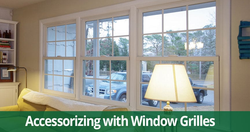 replacement window grilles Long Island, NY