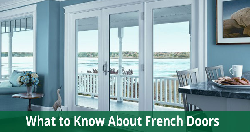 replacement French doors Long Island, NY