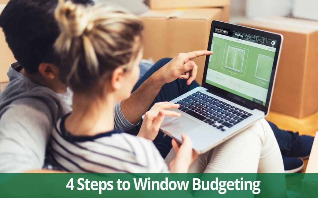 budgeting for replacement windows