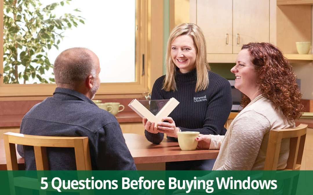 5 Questions Before Buying Windows