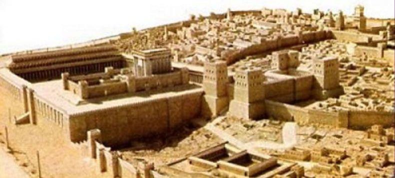 Jerusalem of Jesus' time