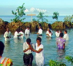 Pentecost Island, Vanuatu