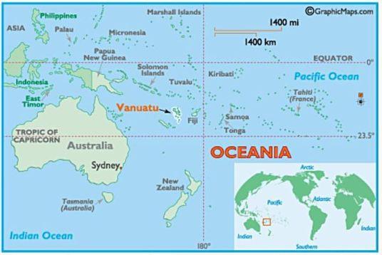00 Aus Oceania Vanuatu