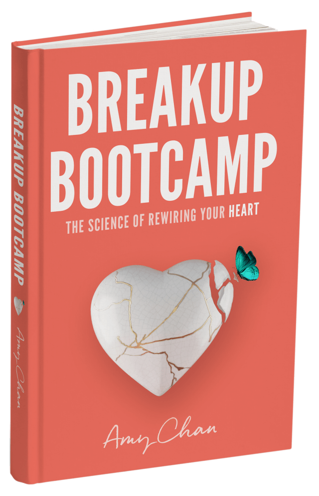 Breakup Bootcamp book cover