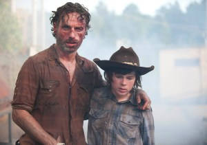 The Walking Dead Mid-SEason 9railer