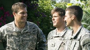 enlisted season 2 eyes streaming service?