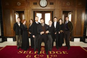 mr selfridge to end after series 4